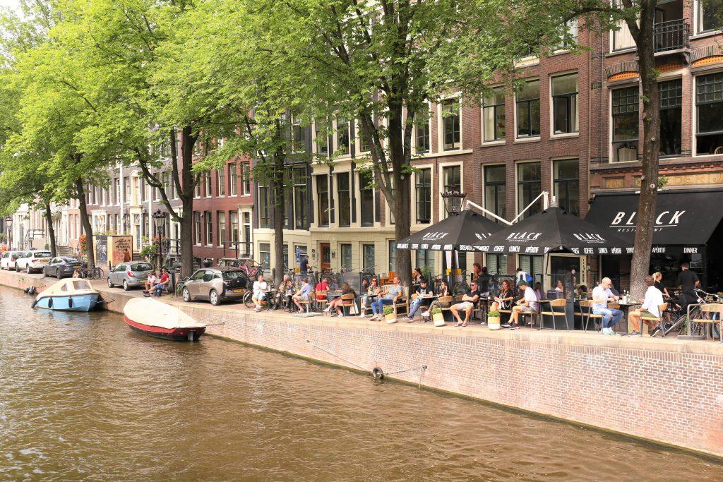 Amsterdam Riverbank
